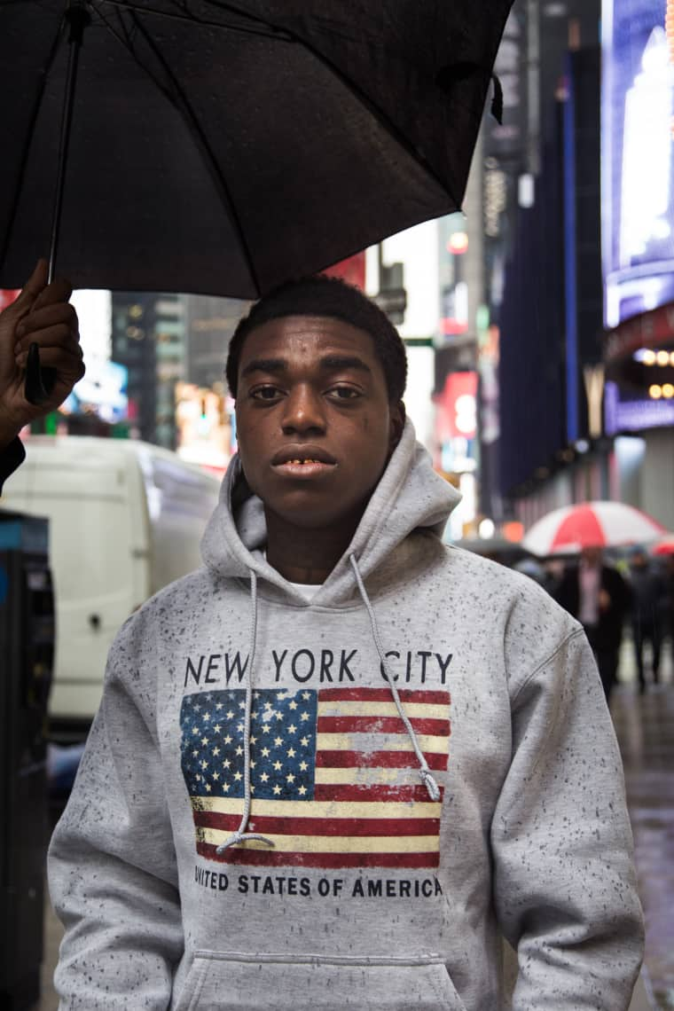 Kodak Black Is America's Hardest Working Teenage Rapper