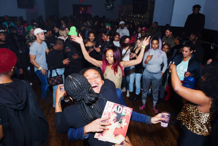 Young M.A Owned The Night At The FADER Issue 108 Release Party
