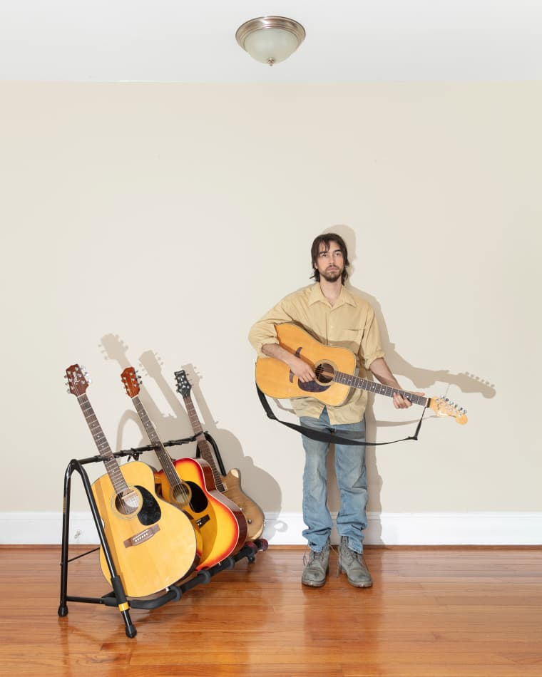 (Sandy) Alex G's Haunted American Dream