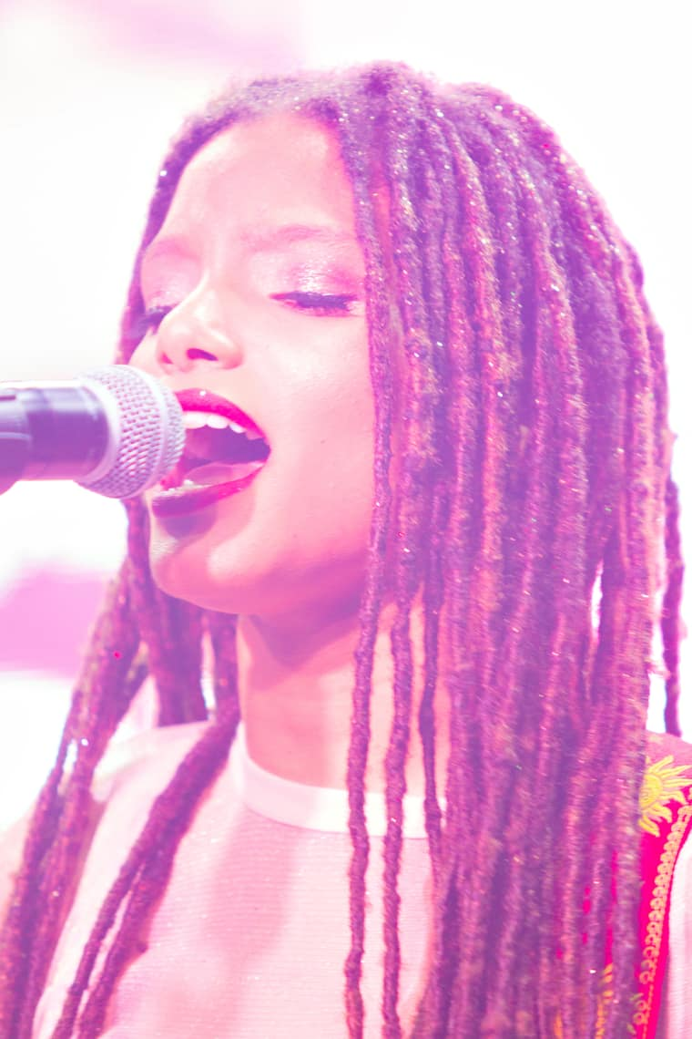 43 Drop Dead Gorgeous Photos From Thursday At The FADER FORT