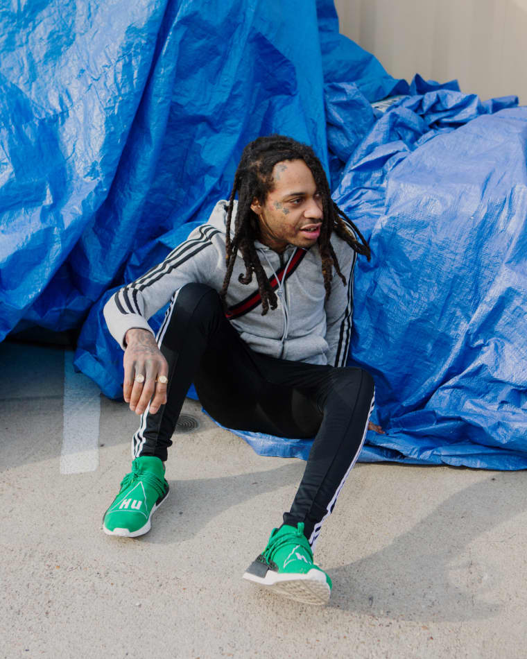 32 stunning photos and a Saweetie vid from FADER FORT