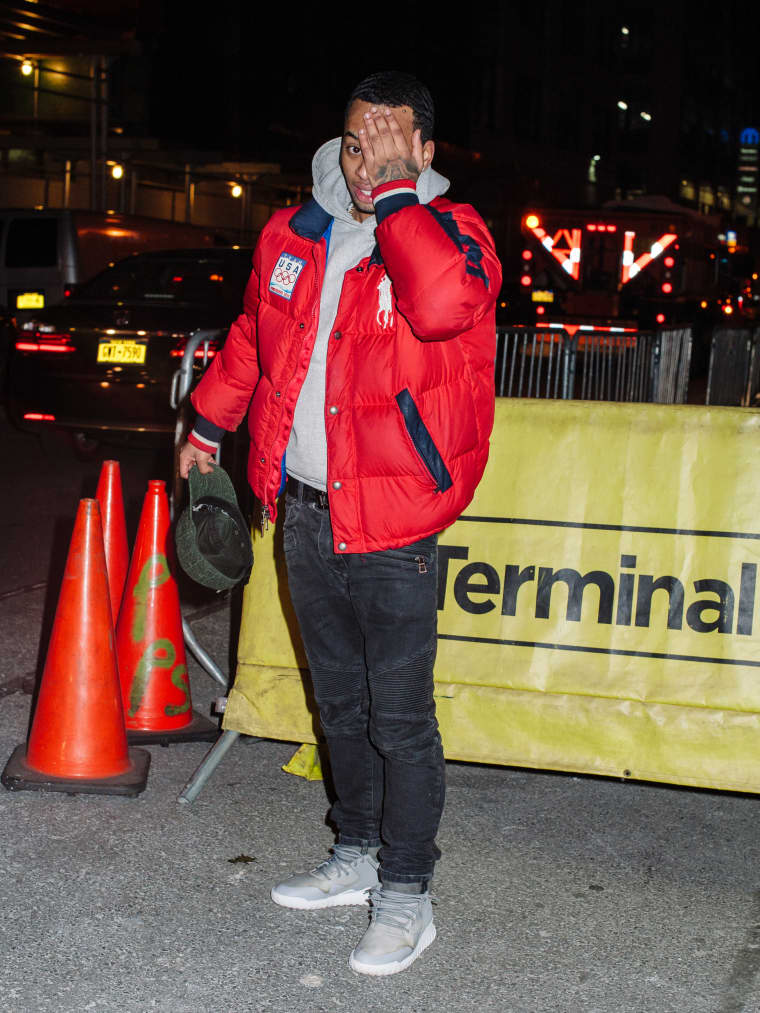 18 Fans That Braved The Cold To Remember A$AP Yams