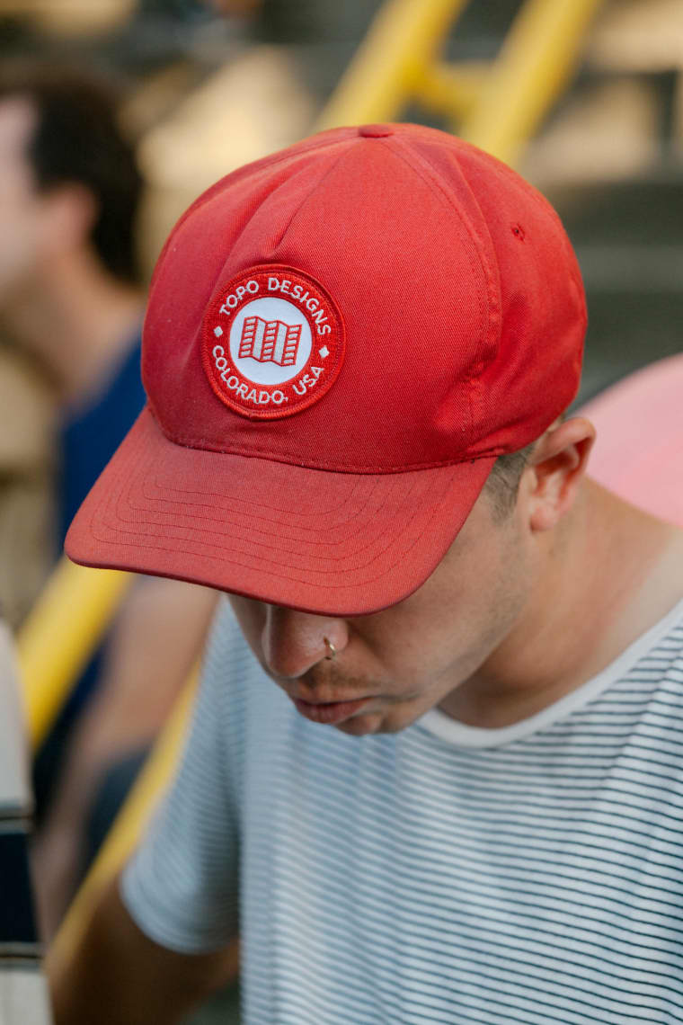 23 Photos That Prove The Dad Hat Is Alive And Well