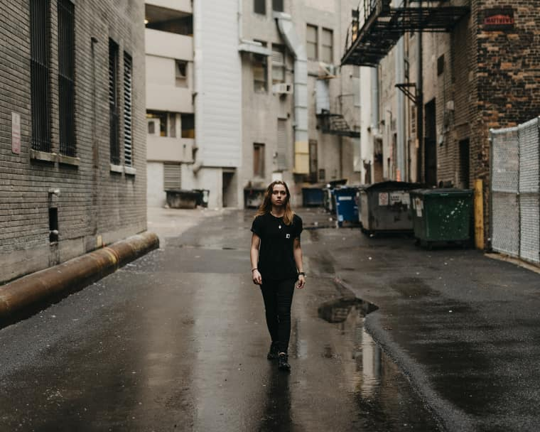 Julien Baker makes lonely songs for communal despair