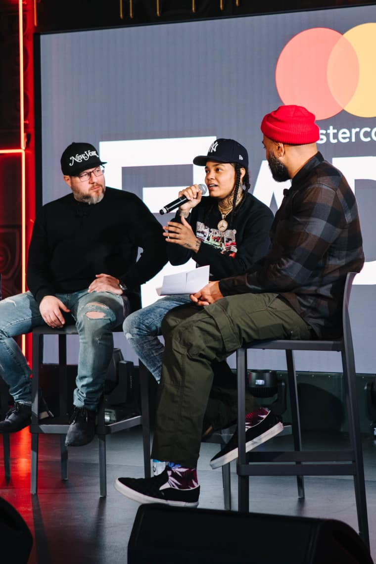 "See Young M.A, Ebro, and more talk the ""Hip-Hop Diaspora"""