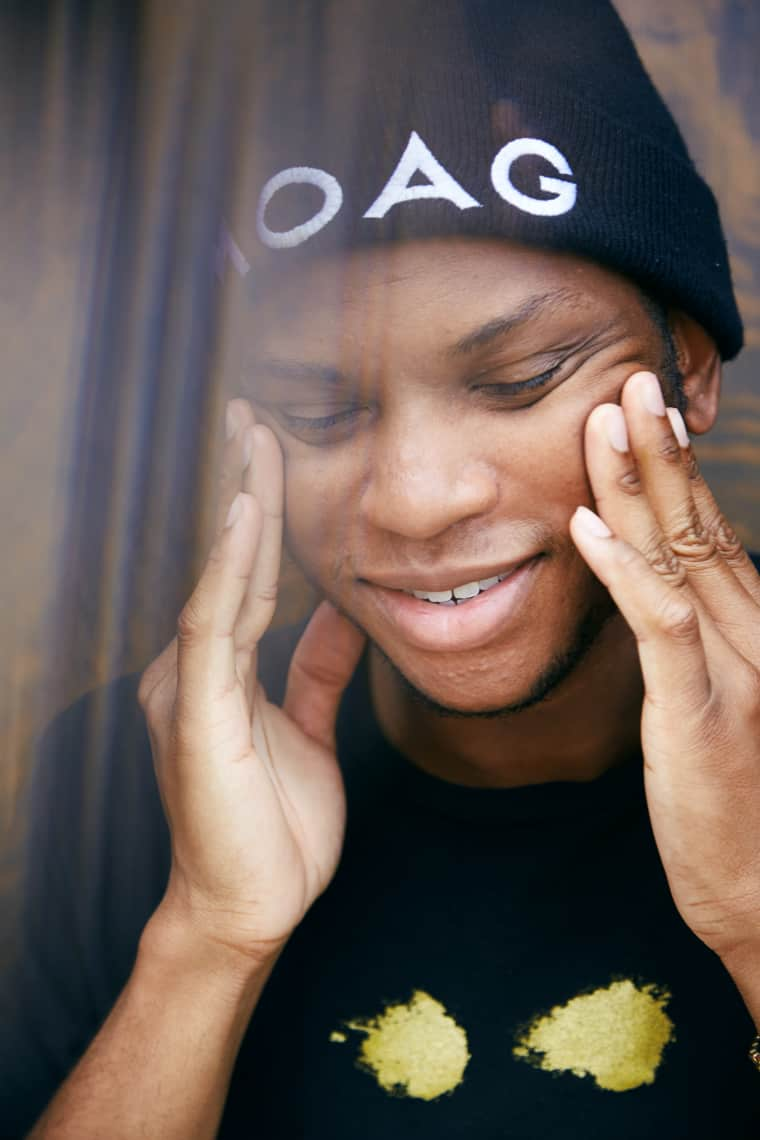 Meet Gallant, The R&B Singer Who Just Wants To Learn