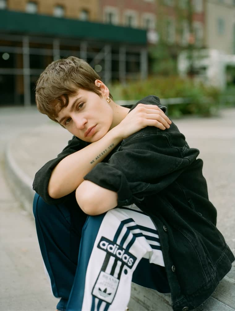 Christine and the Queens isn't afraid to be too much