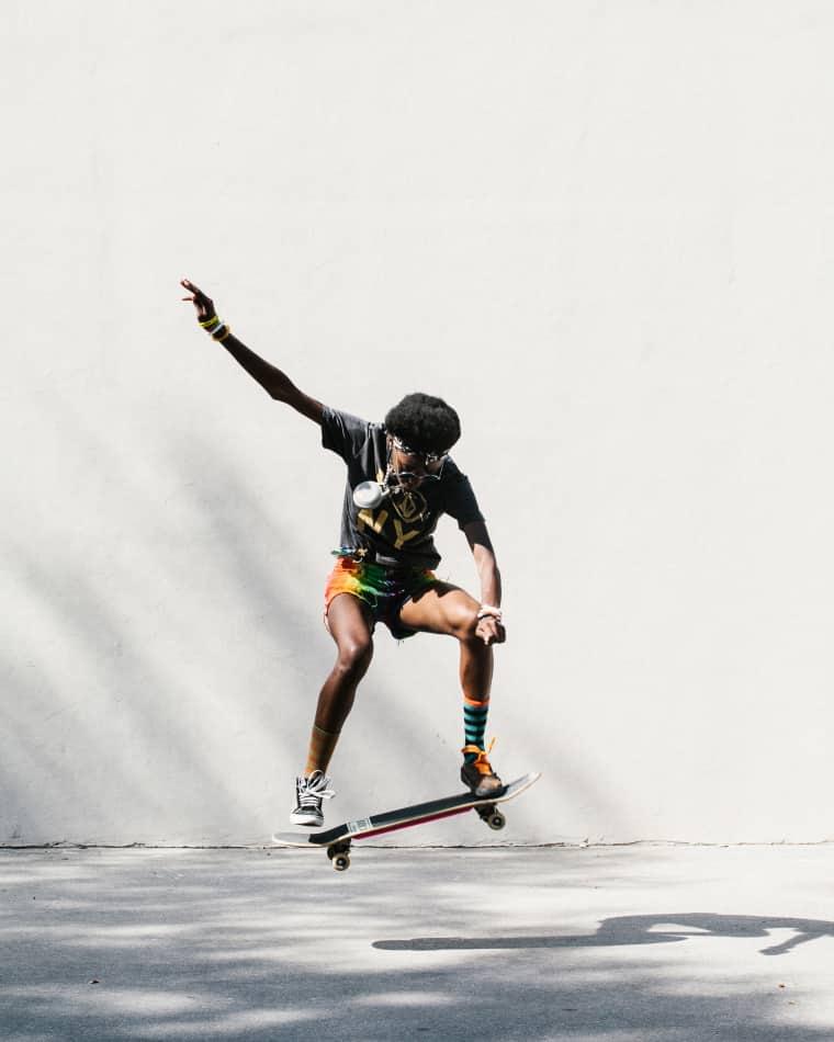 Make Skating Radical Again The Fader