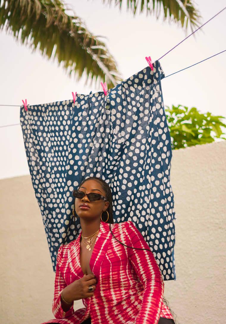 The sweet, arresting harmonies of Nigeria's Tems