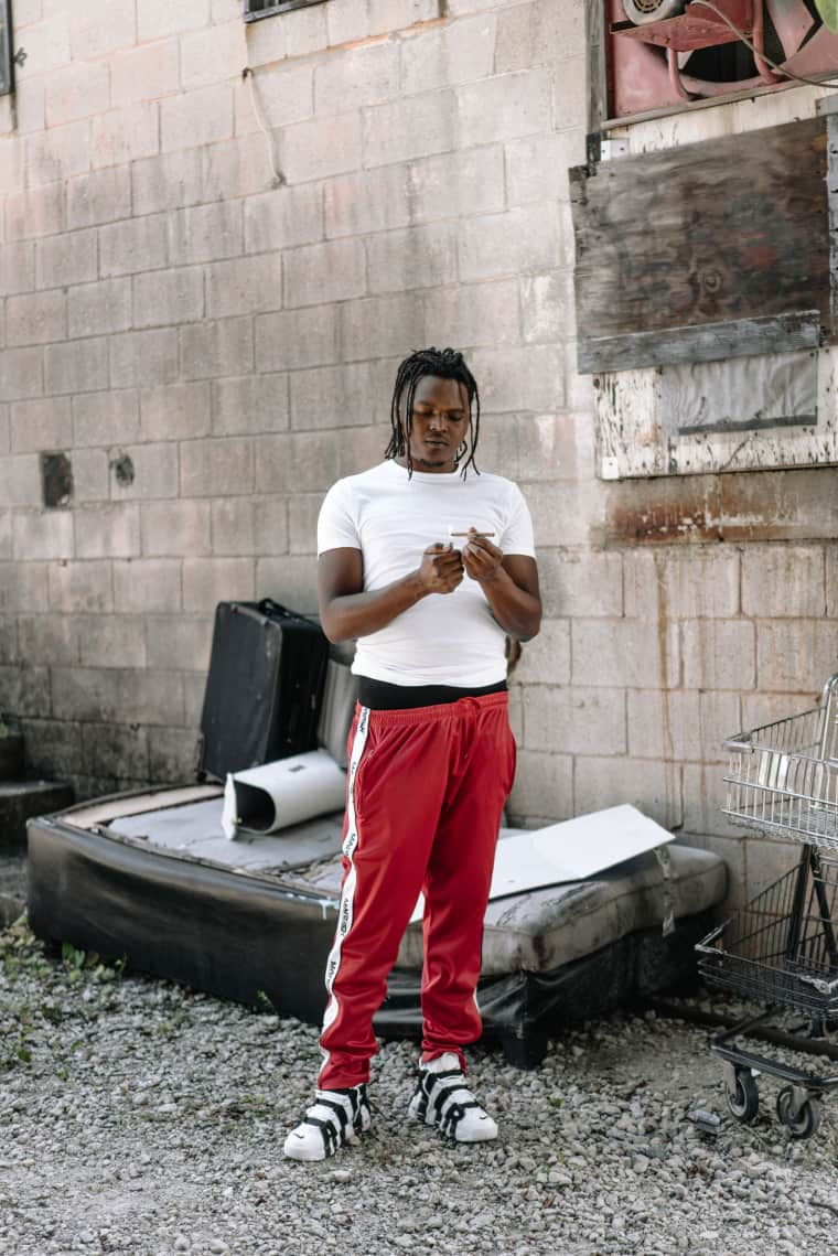 Young Nudy, on damn-near everything