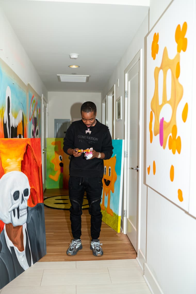 Inside the world of Glo Gang creative director Casimir Spaulding
