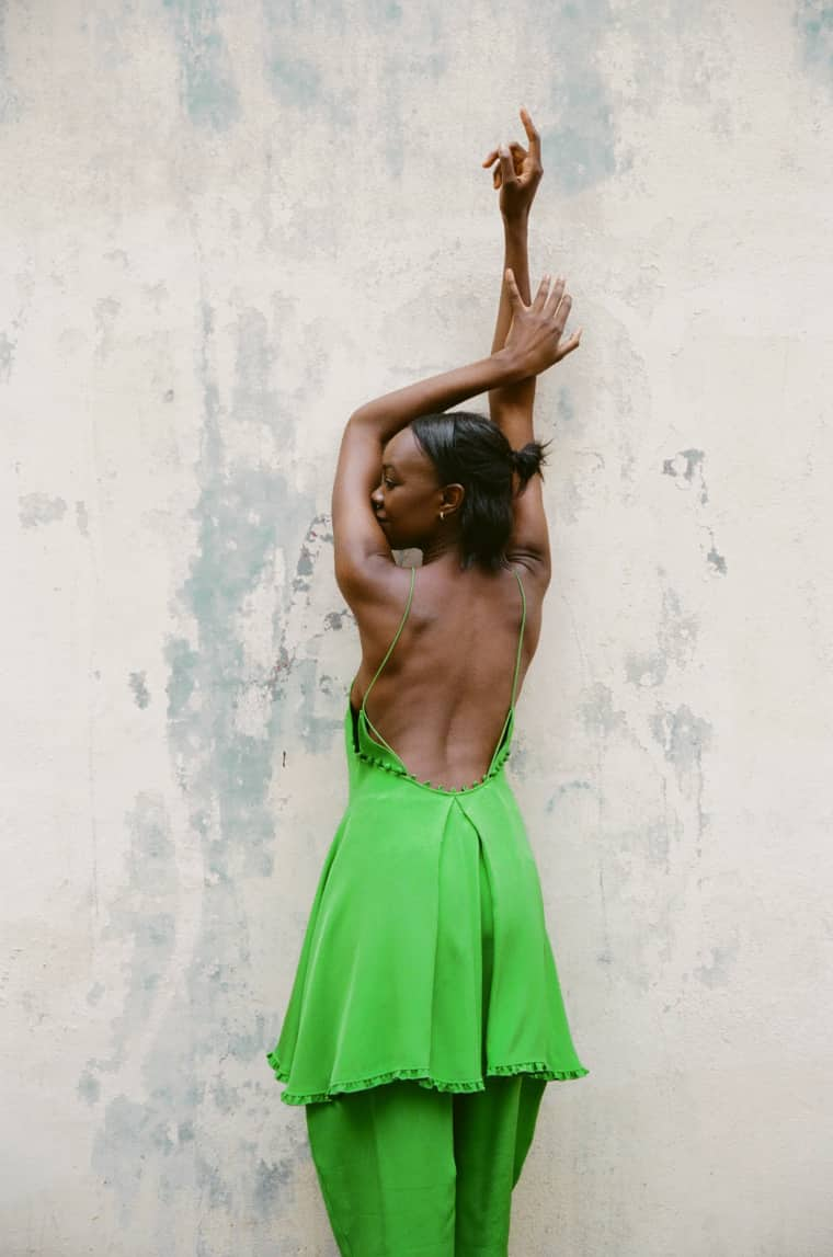 Why Recho Omondi is a rising star in the fashion world