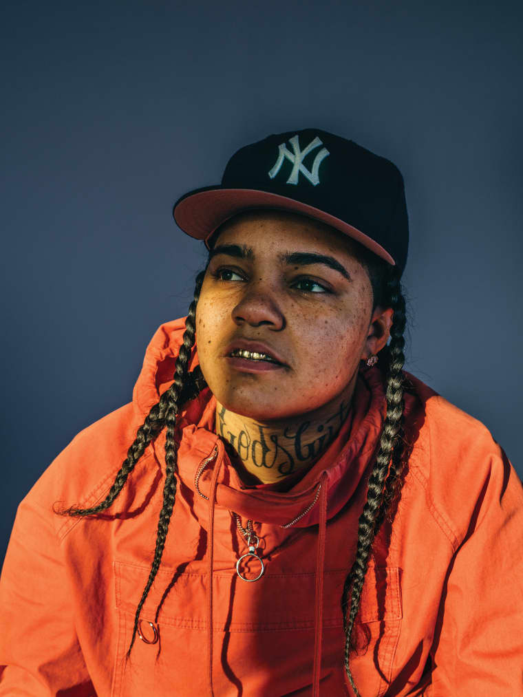 Young M.A Still Isn't Compromising
