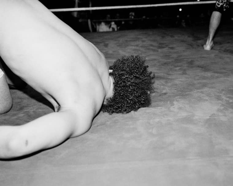 Elle Perez's Breathtaking Photos Of Underground Wrestlers In The Bronx