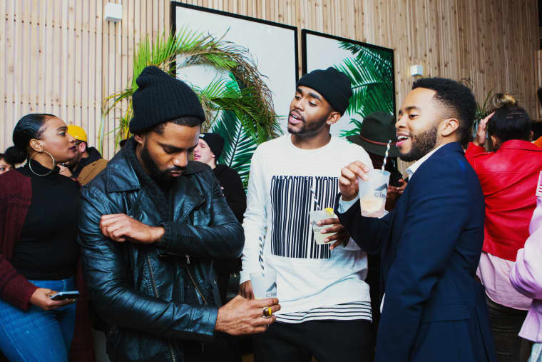 See Photos From The FADER's Faith Issue Release Party