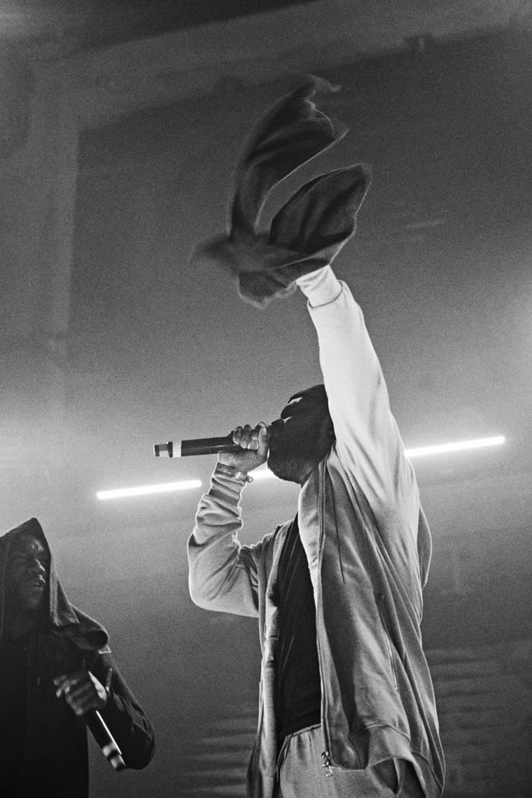 This Is What Skepta's Surprise London Show Really Looked Like