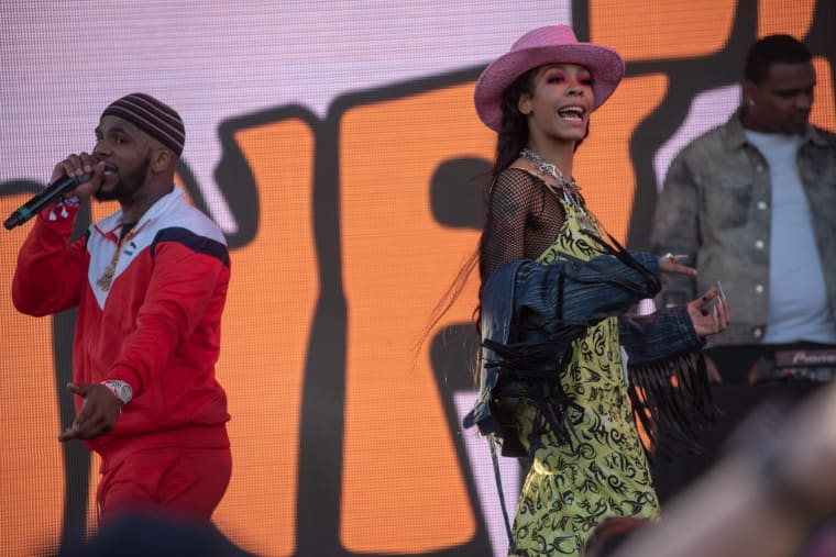 37 glorious photos from Day 2 at FADER Fort 2019