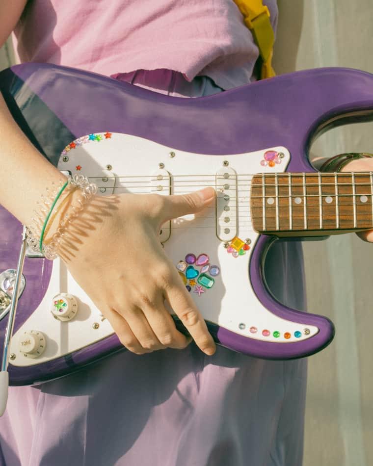 Crushing on Sir Babygirl's technicolor pop