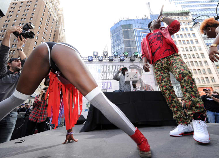 This Radical Thesis On Twerking Will Change Your Whole Outlook On Life