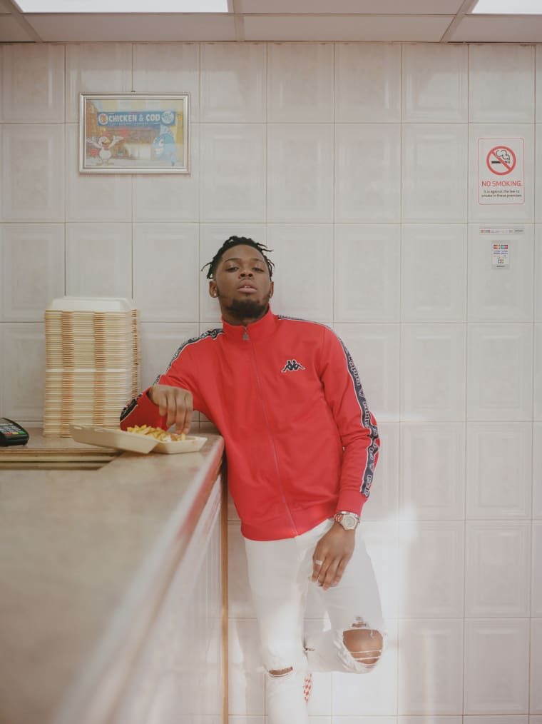 Yxng Bane conquered his shyness by creating flirtatious afropop