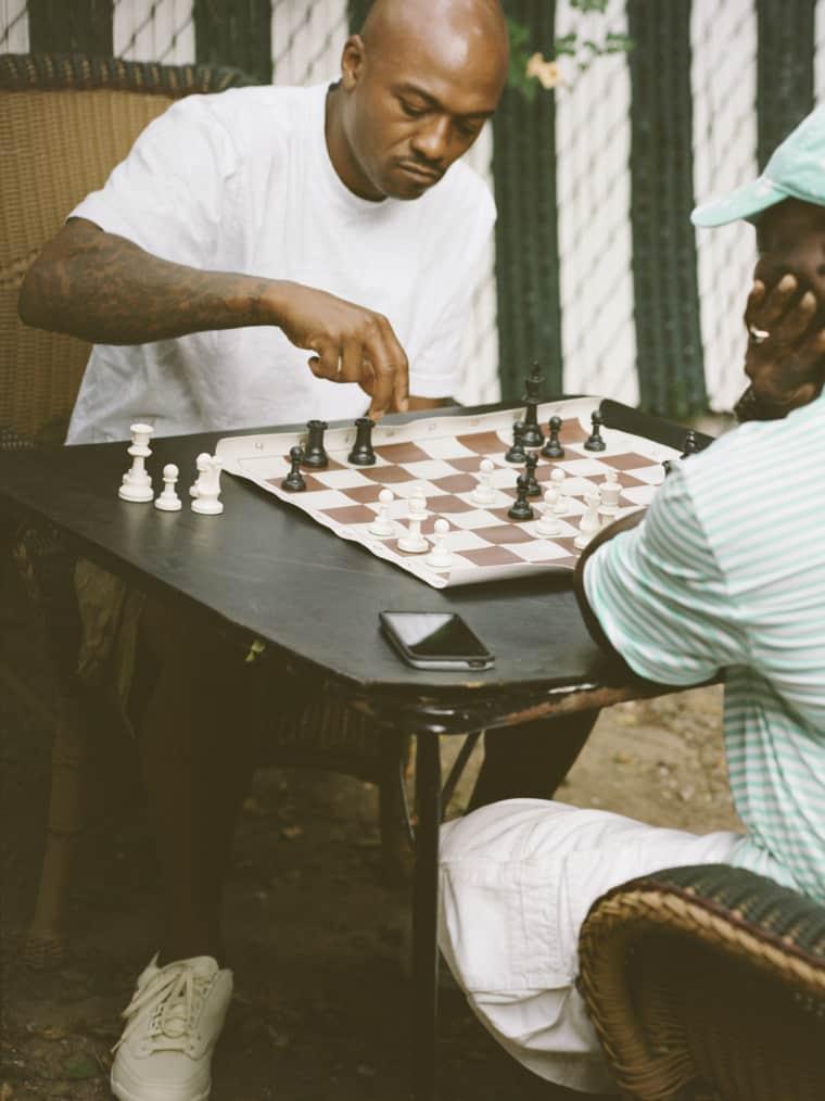 New York Rap's Greatest Living Treasure