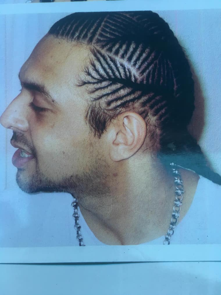 sean paul hair style how paul got his iconic braids the fader 9214 | courtesy yasmin amira davis