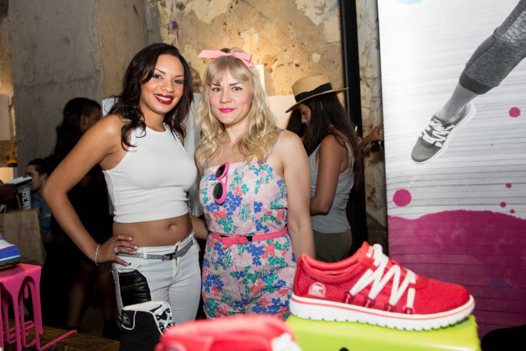 See Photos From SOREL's Tivoli Go Launch With Jasmine Solano And Jubilee