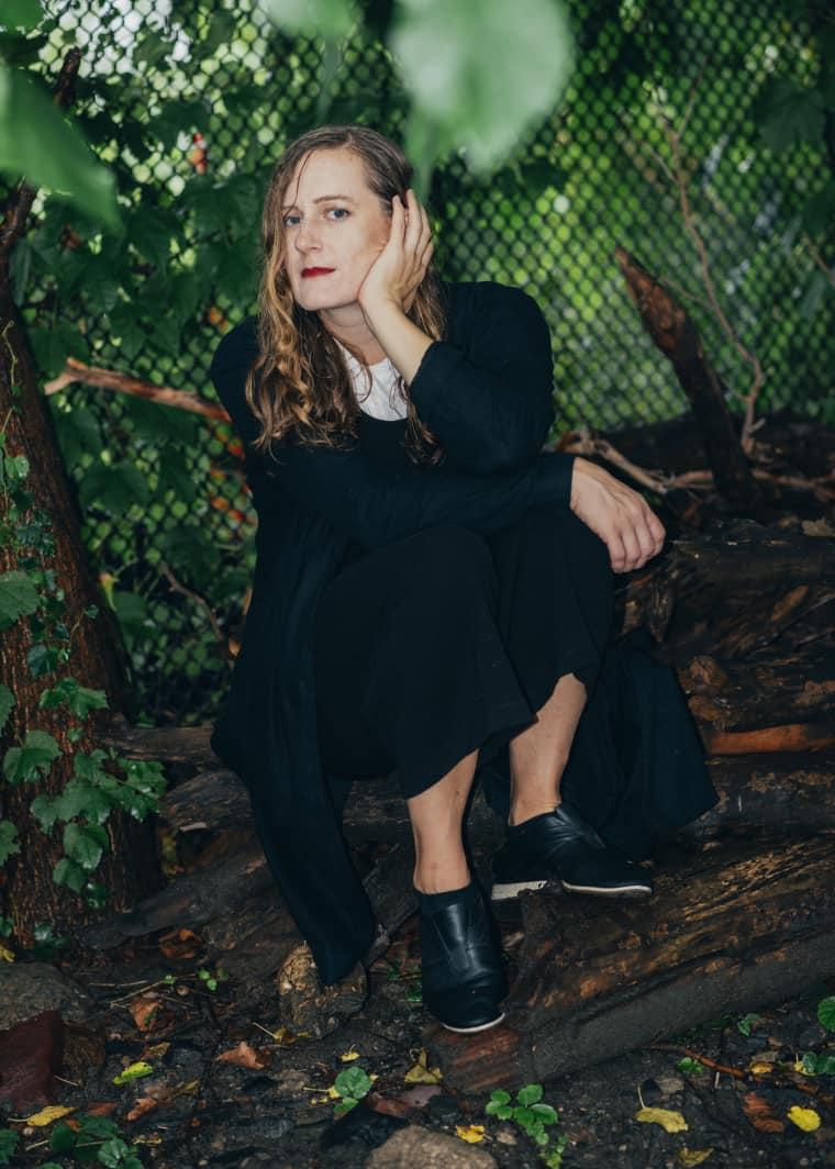 Staring into the abyss with Laura Gibson