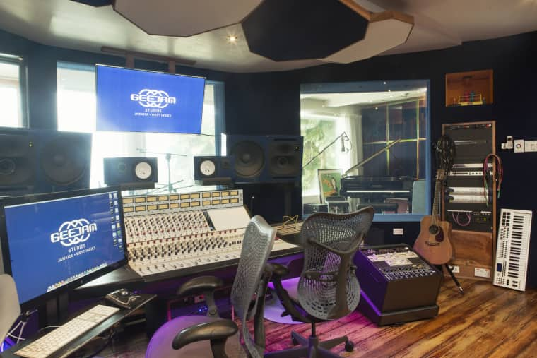Geejam Is The Jamaican Super Studio Where Your Favs Write Hits