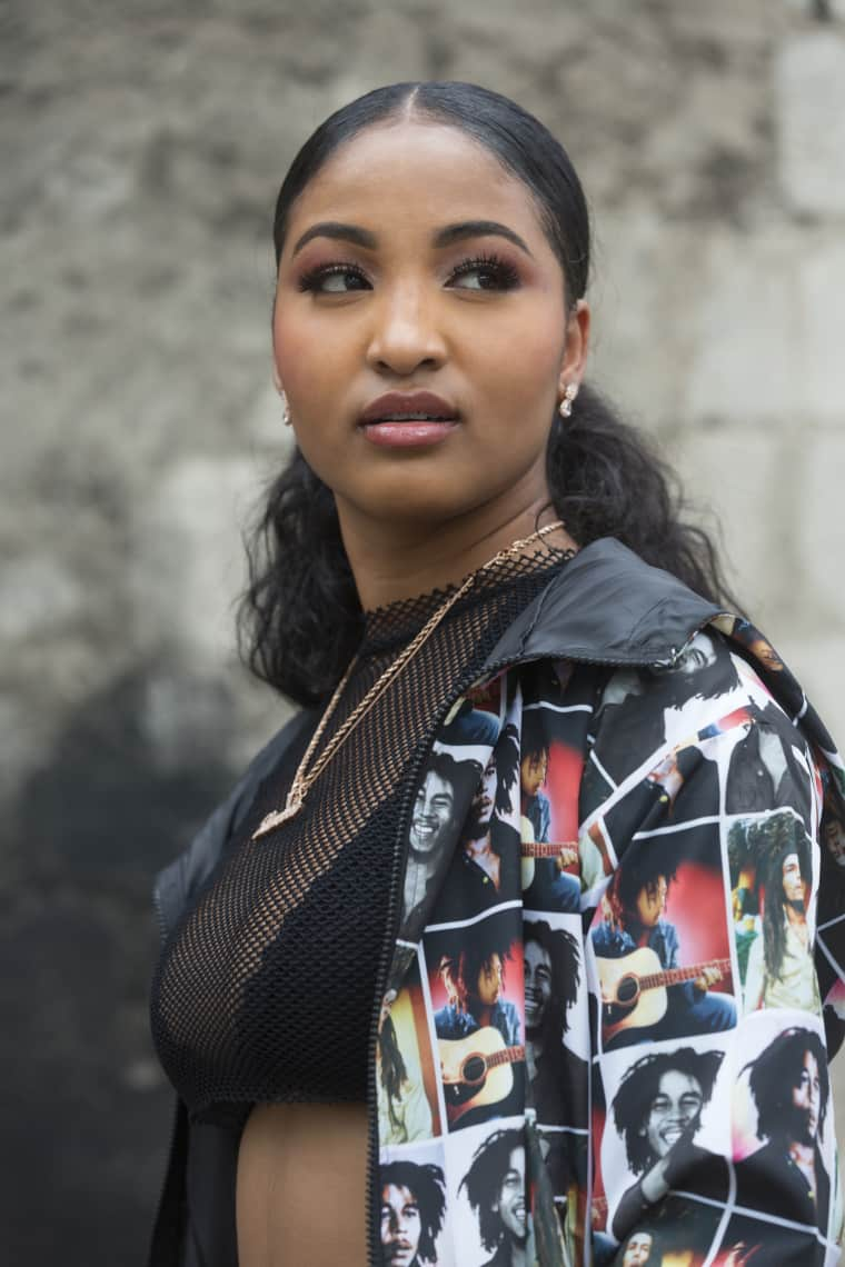 In Jamaica with Shenseea