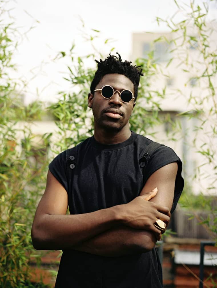 Moses Sumney Is Happy Alone