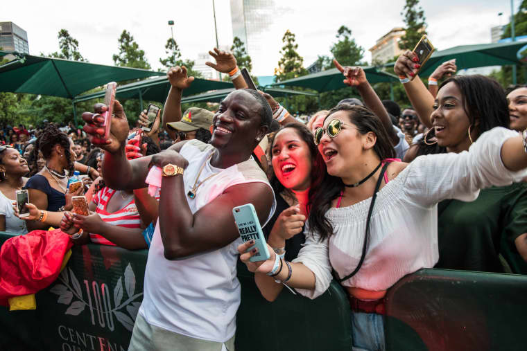Akon's Passport Experience Festival Had Atlanta Turning All The Way Up
