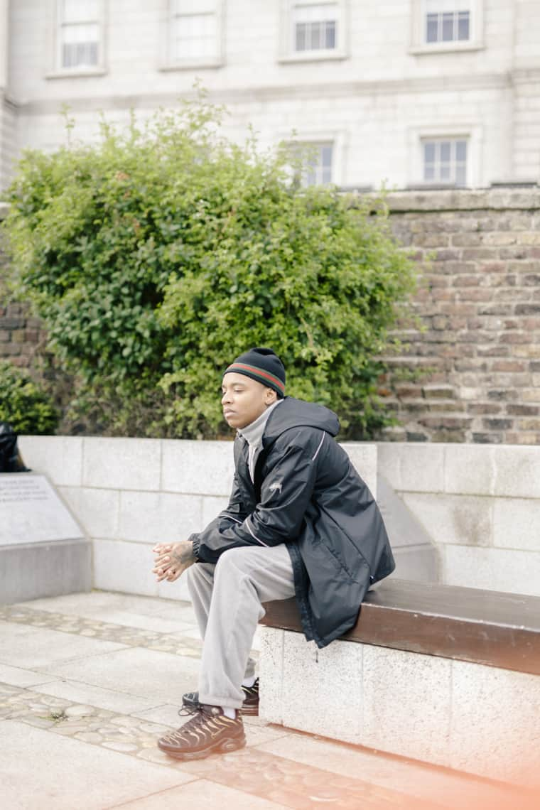 Rejjie Snow Is Leaving Ireland To Be An American Rap Success Story