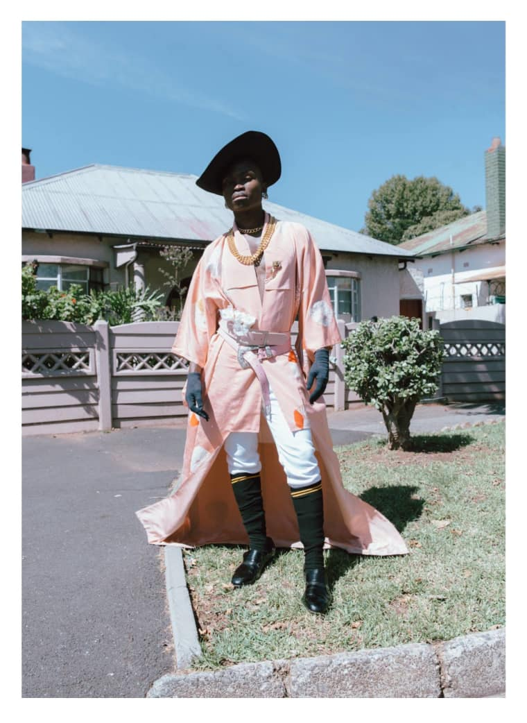 Ibrahim Kamara Is The British Stylist Showcasing A New Vision Of Black Masculinity