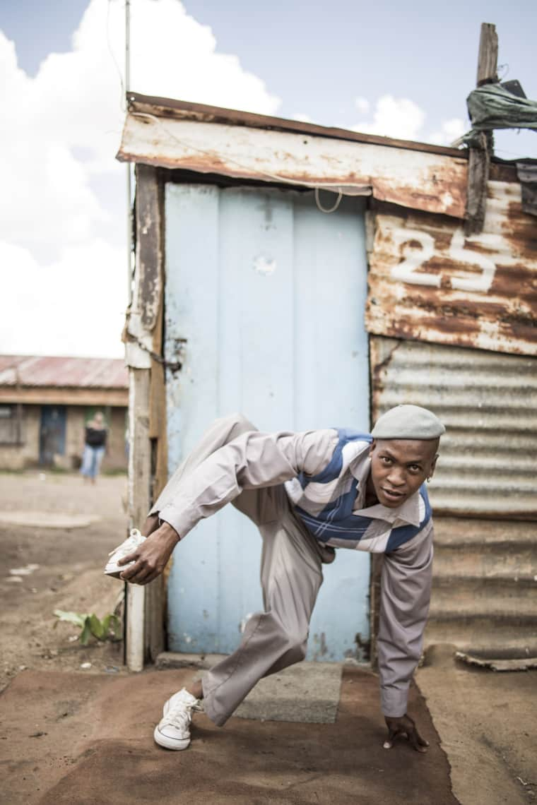 This Photographer Wants To Help Bring South African Dance Culture To The World