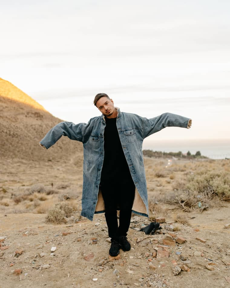 Inside J Balvin's The FADER Cover Story