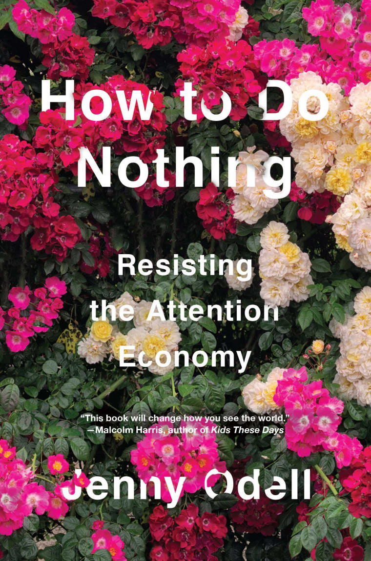 <i>How To Do Nothing</i>'s Jenny Odell on balancing political burnout with engagement