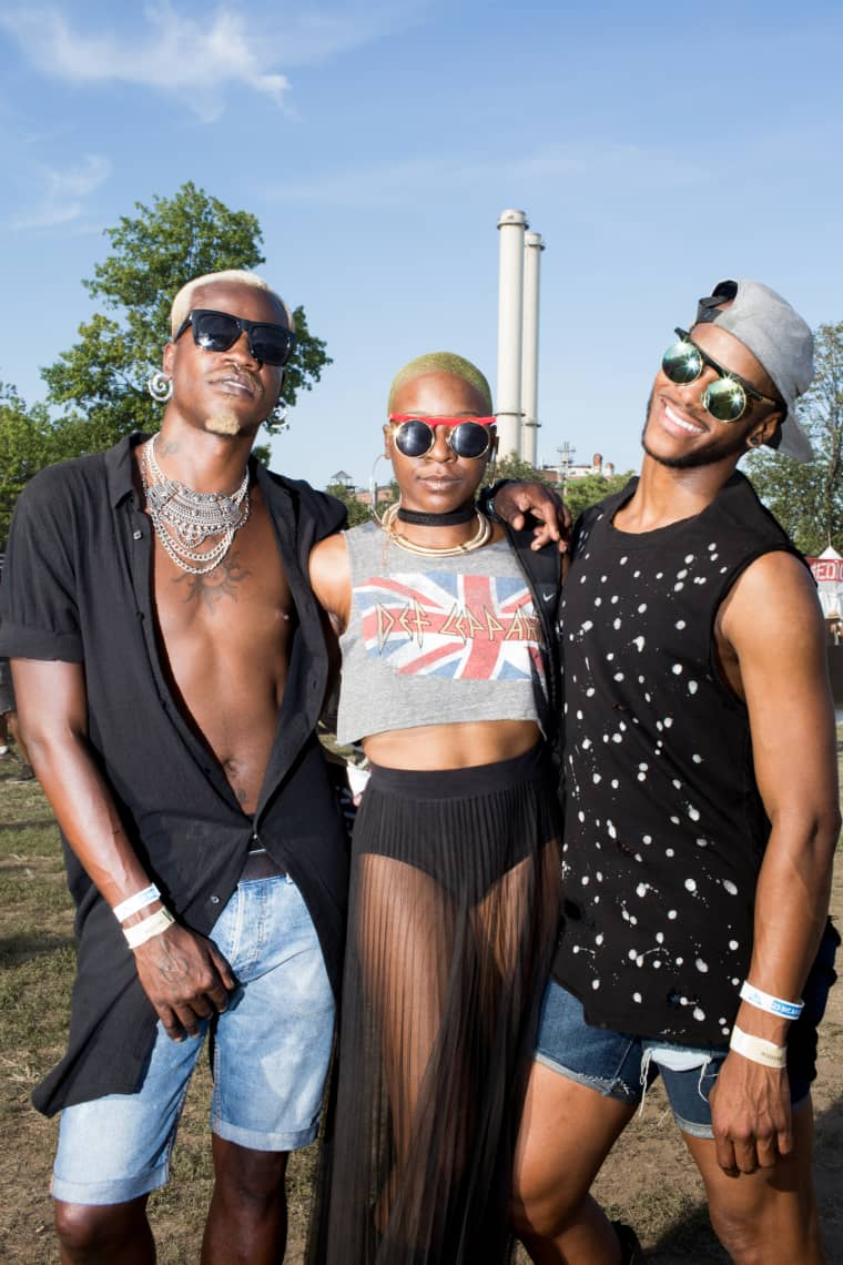 34 Portraits From Afropunk, The Most Stylish Festival On Earth