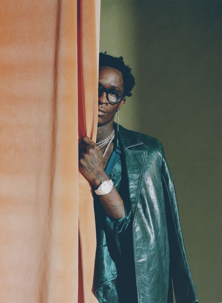 Cover Story: Young Thug's Slime Century