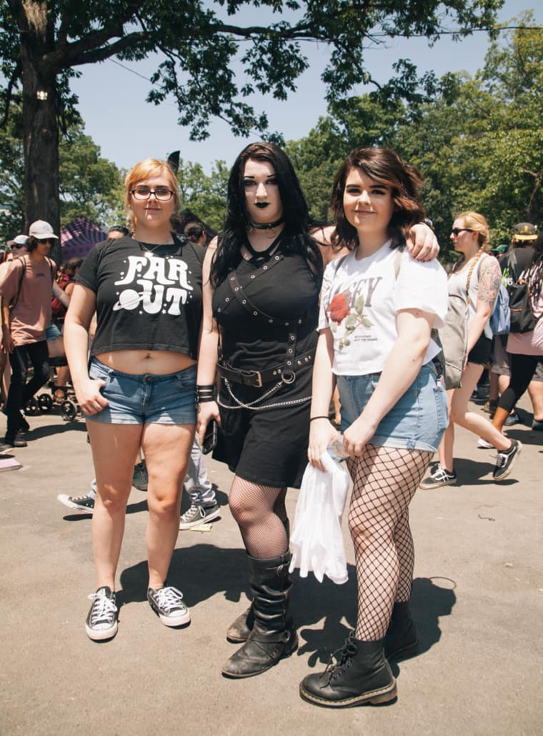 This is what people wore to the last ever Vans Warped Tour