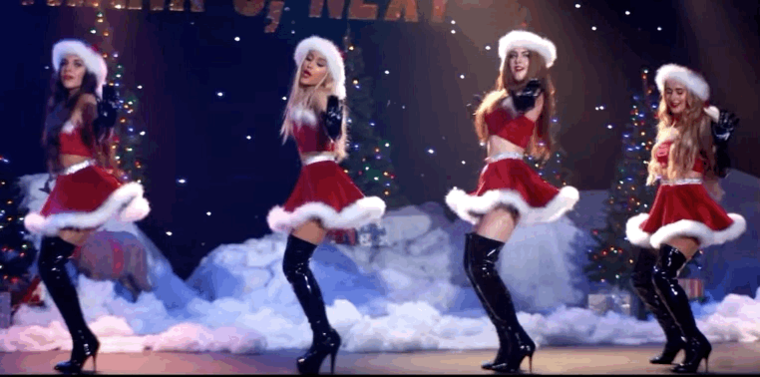 """Here are all the GIFs you need from Ariana Grande's """"thank u, next"""